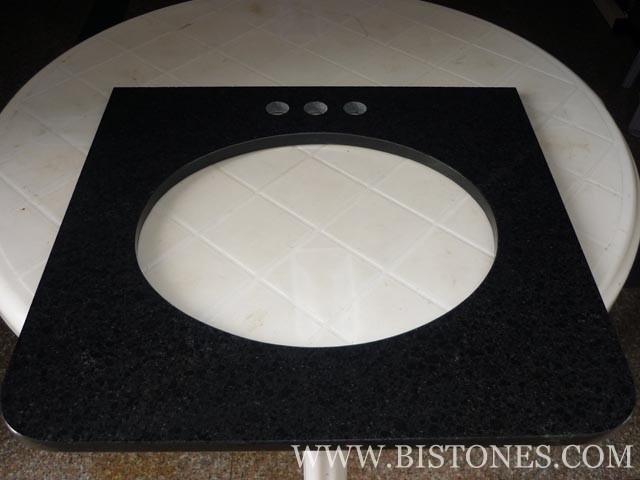 Fantastic Black(G3518/G684) Counter Tops Picture