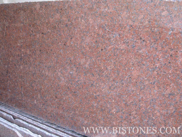India Red Slabs