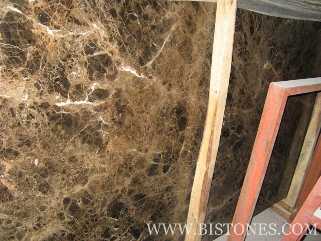 Emperador Dark China Slabs