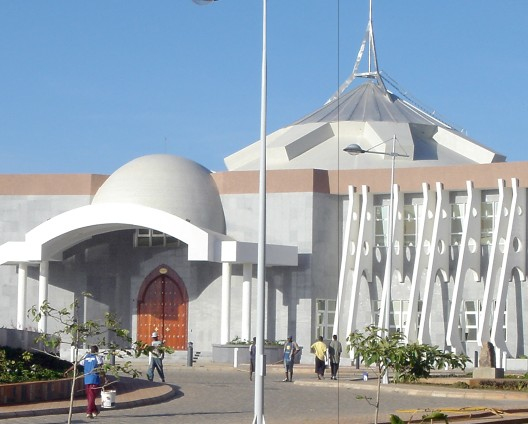 Tanzania New Parliament Building