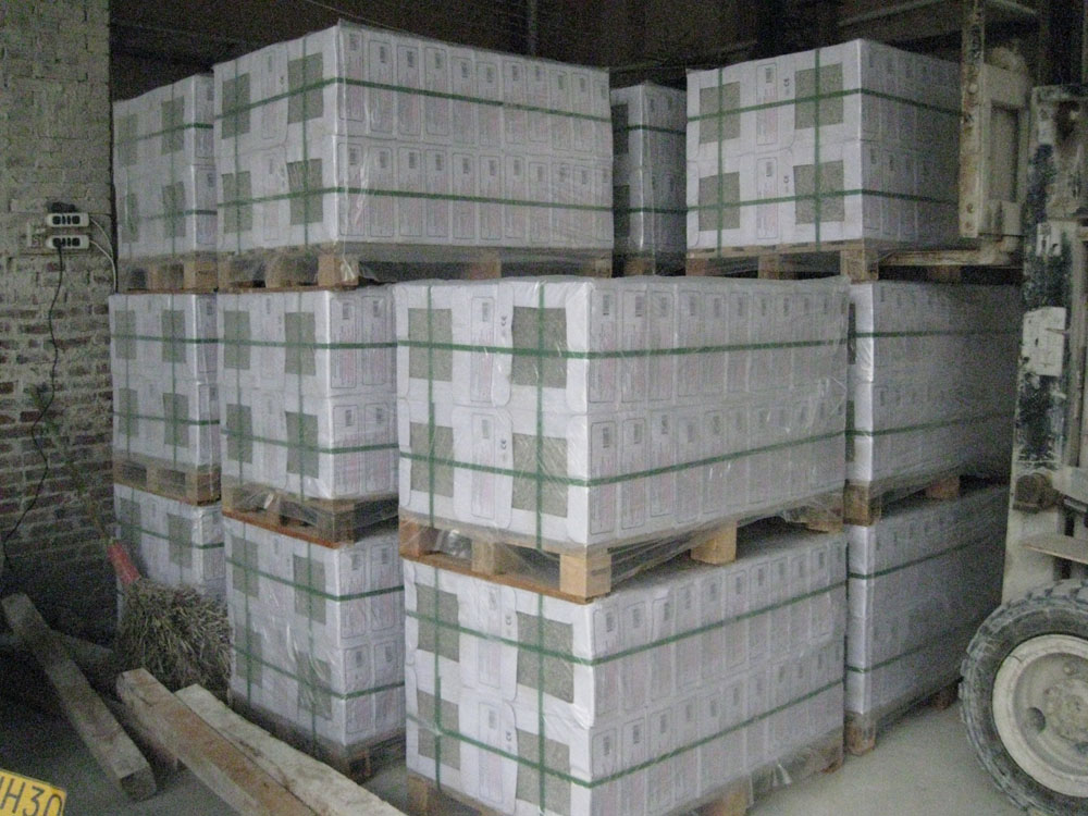 Yanshan Green  Tiles Stone