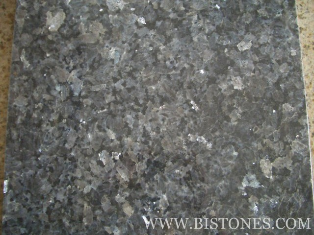 Silver Pearl Granite : Silver pearl granite tiles slabs and countertops dark